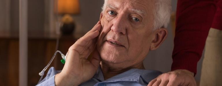 Demenz mit Lewy-Körperchen